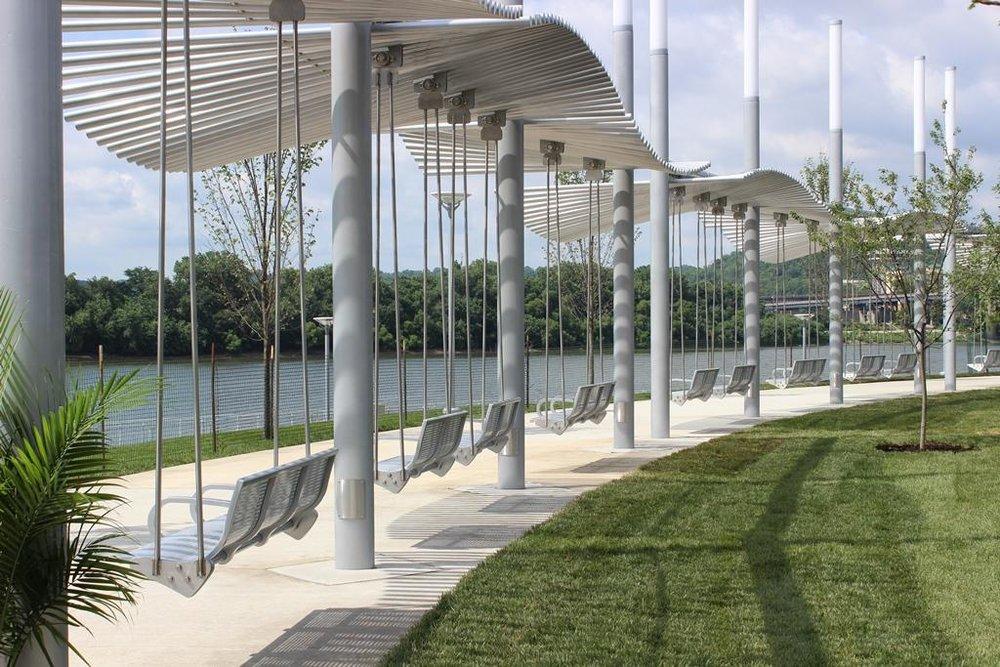 Smale Riverfront Park -