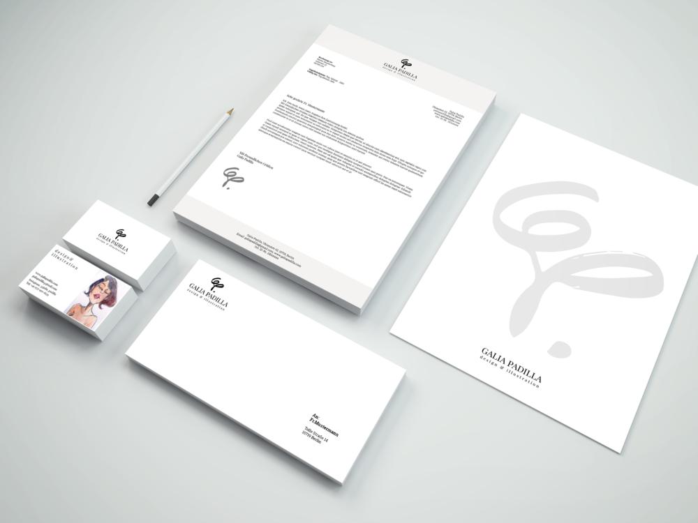 Corporate design -