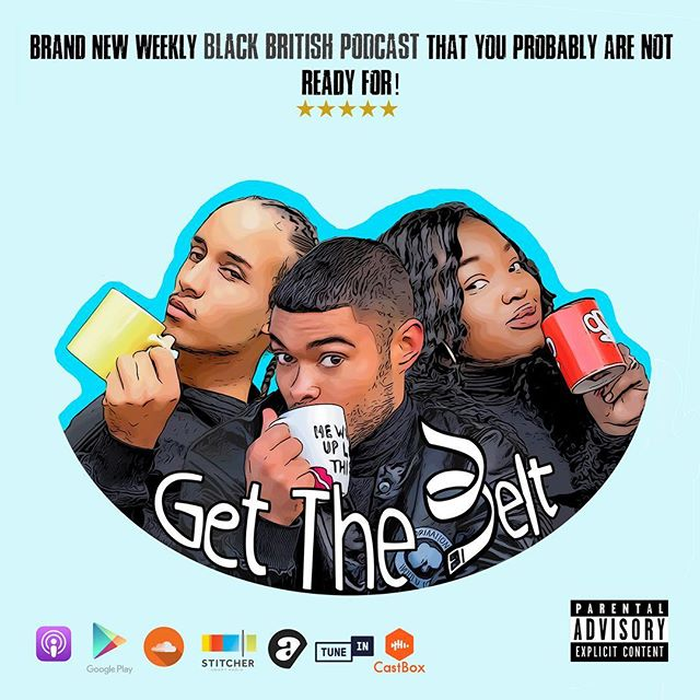You guys ready for tomorrow's episode? Any questions for next weeks episode? Listeners you guys wanna share a #MelaninMagnificence or have anyone in mind you think deserves to Get The Belt? #getthebeltpod GOOOOO email on our page! Hollaaaaaa  #listeners #acaststories #acatpodcas #britishpodcastawards #podcast #blackpodcast #podin #blackbritish #listenerletters #question #culture