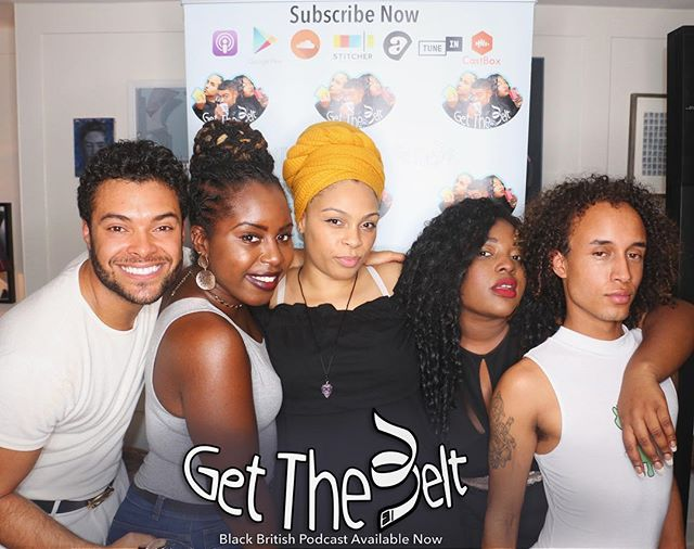 Happy Friday you guys! Have you guys listened to the latest episode ? Shout out to the beautiful @kayzarose appreciate you coming down! #getthebeltpod  #britishblacklist #guapmag #getthebelt #podcast #podsincolor #podin #podcasting #blackpodcast #blackbritish #blackbritishculture #popculture #uk #london #lgbtq #qpoc #blackgirlmagic #melaninmagnificence #borisjohnson #muslimwomen #fastfood #azmag #acast #bbcstories