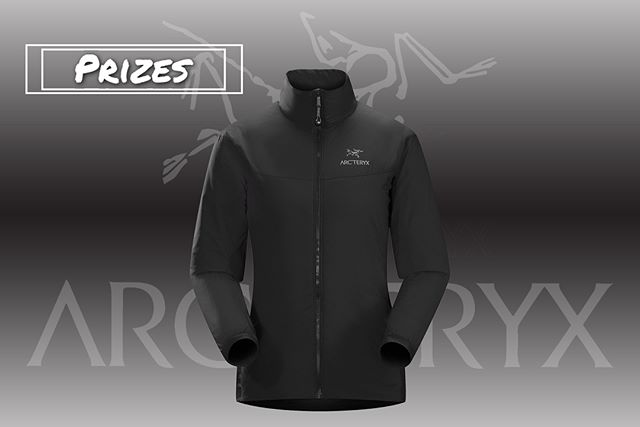 @arcteryx is in for Shoot it Live! Get your tickets an visit their booth for your chance to win an Arc'Teryx Atom LT Jacket. The winner will have the option to choose men or women's, size and color! MSRP:$239.00