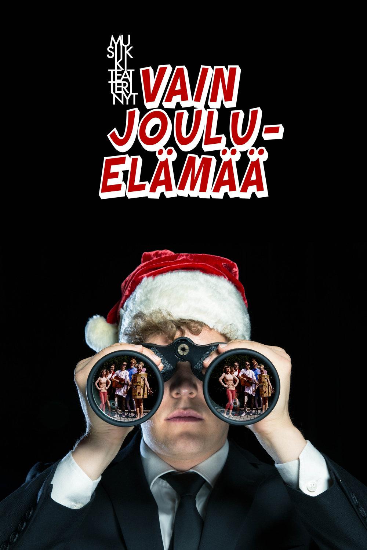 Vain Jouluelämää -juliste