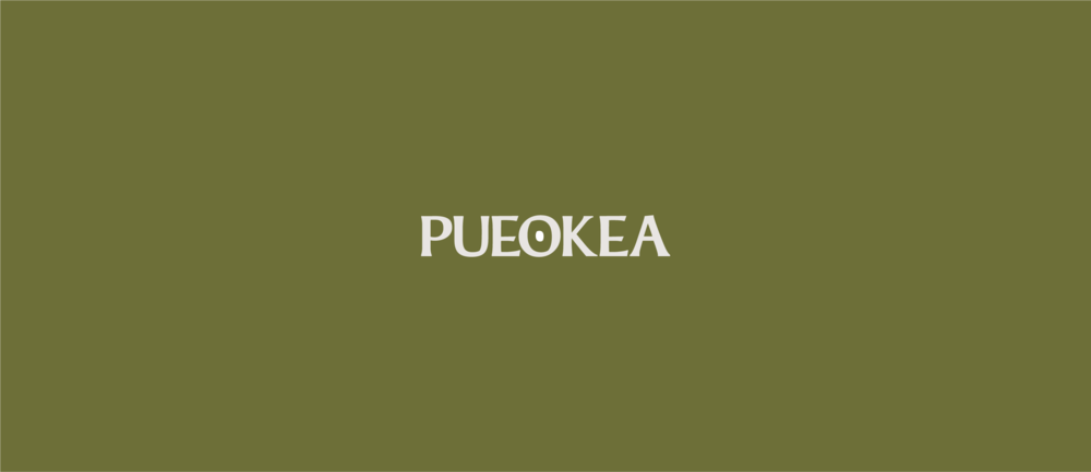 PueoKea Family Farms Brand Identity Design