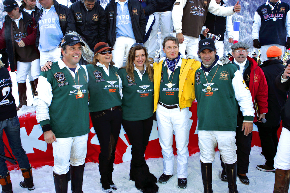 2006  Team Bentley Wien  - Philip Maeder (CH), Harald Link (GER), Federico Bachman (ARG)