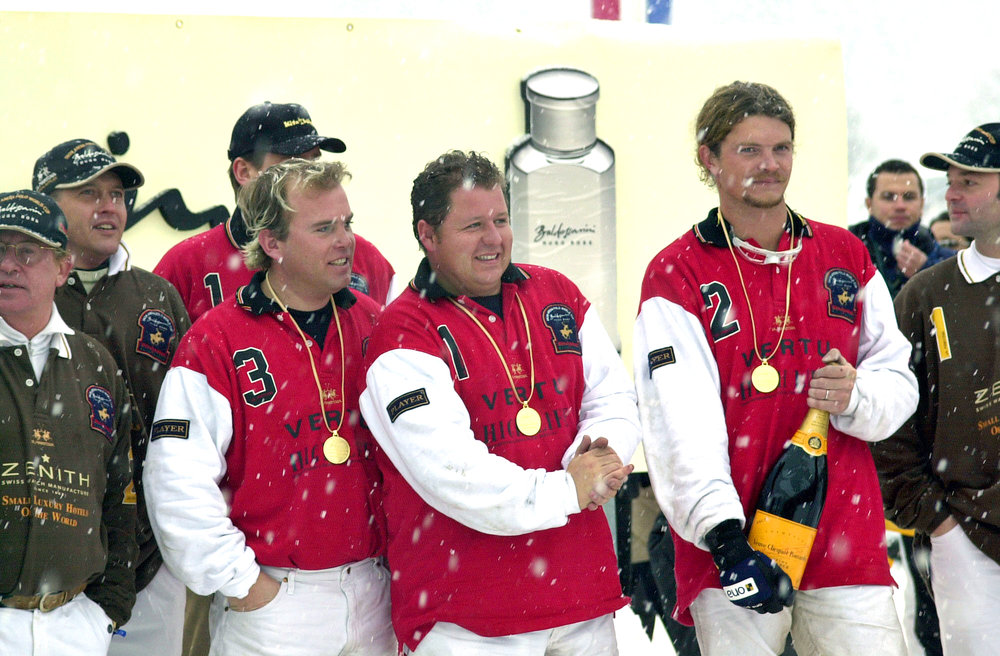 2003 Team Vertu/ High Life  - Tim Bown (ENG), Tony Pidgeley (ENG), Jack Kidd (ENG)