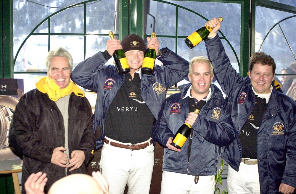 2005 Team Vertu - Jack Kidd (ENG), Tim Bown (ENG), Tony Pidgeley (ENG)