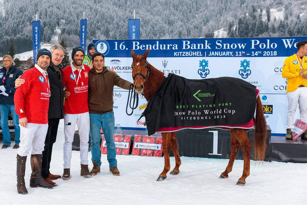 Sunday - 20th January 2019 -  11 am – 1st match for 7th & 8th place 12 pm – 2nd match for 3rd & 4th place1 pm – Consolidation Cup Finals 5th & 6th place2 pm – Finals - Snow Polo World Cup 4 pm – Team Presentation, Price Giving, MVP, Best playing Pony
