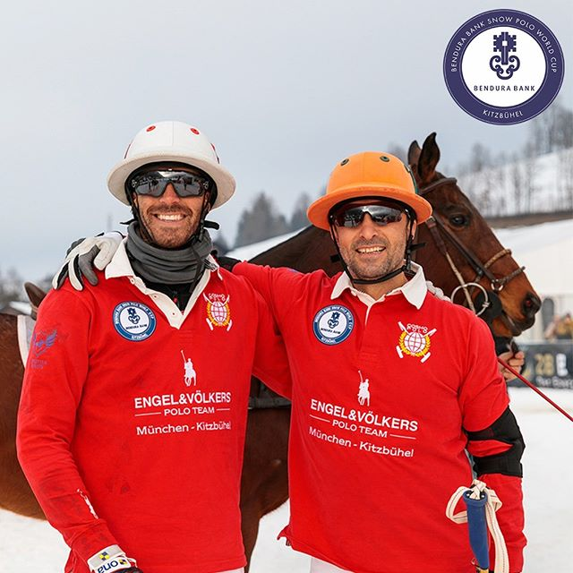We continue to look forward to a strong partnership with @engelvoelkershq  Kitzbühel!  #kitzpolo #snowpolo #snow #polo #kitzbühel #kitzbuehel #poloplayer #polopony #poloponies #pololifestyle