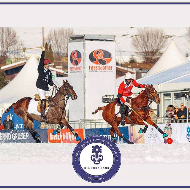 Are you ready to join our snow polo tournament with @negronovilloastrada and @adrianlapla in 2019?  #kitzpolo #snowpolo #snow #polo #kitzbühel #kitzbuehel #worldcup #pololifestyle #poloplayer #polopony