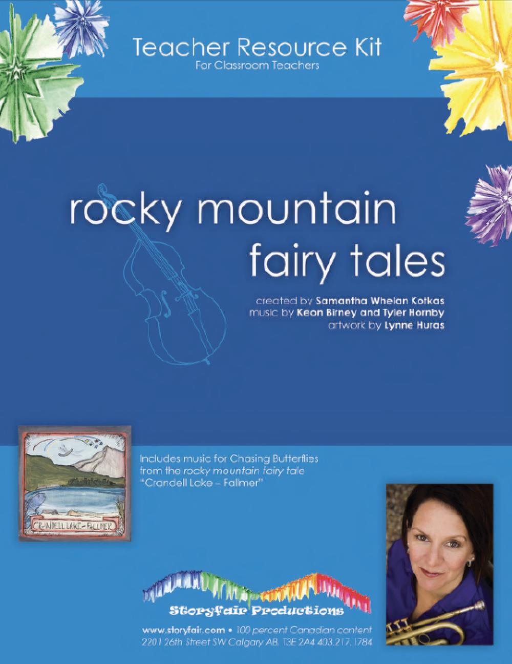 Teacher Resource Kit: rocky mountain fairy tales