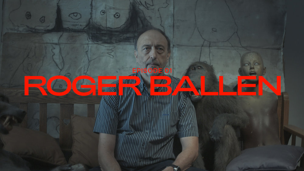 "The One - ""It's like waking up with no clothes on"" – experience an artwork through the twisted mind of Roger Ballen."
