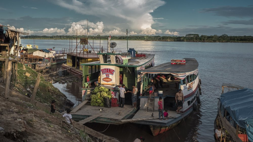 EXPERIENCE WHAT THE PERUVIAN AMAZON HAS TO OFFER. CREDIT: LURE