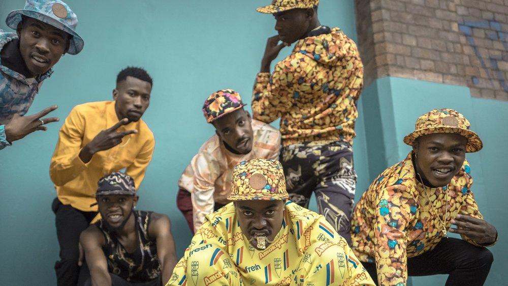 SOUTH AFRICA'S IZIKHOTHANE: LIVING IN A MATERIAL WORLD. CREDIT: LURE