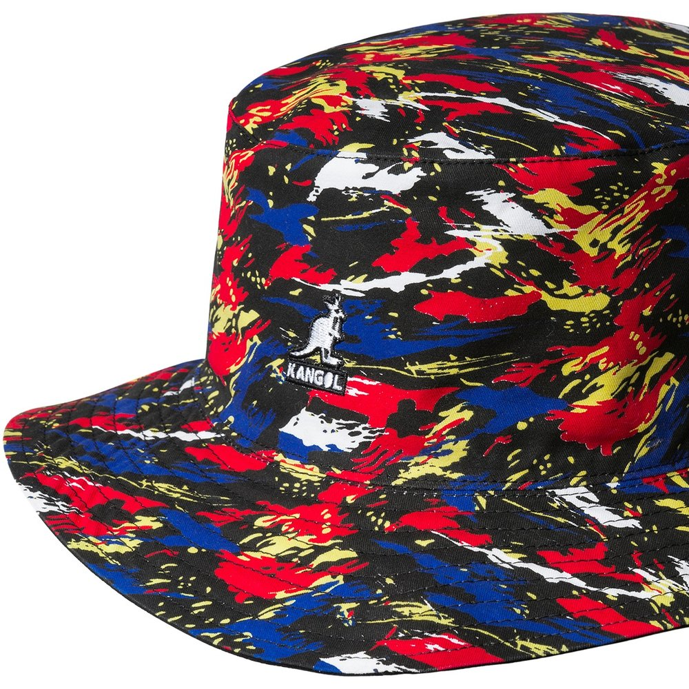 """Kangol reversible bucket hat - Bucket hats or """"ispoti"""" as the locals call 'em are a South African fashion staple. Turn inside out to black if you like.(Photo Credit: KANGOL)€30.68 on KANGOL"""