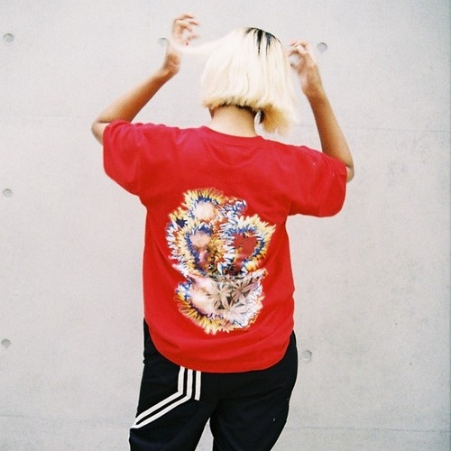 HIGH(er) magazine tee - No, this shirt isn't kawaii.(Photo Credit: HIGH(er) magazine)€39 on HIGH(er)