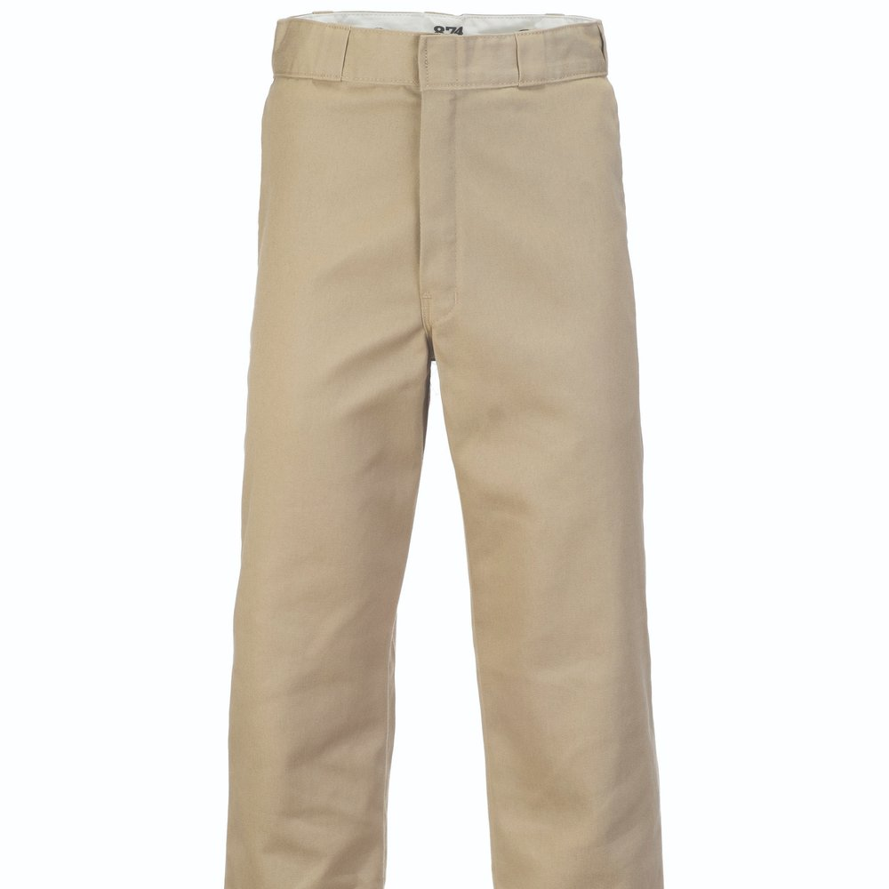Dickies Original Work Pant - These Dickies work pants are the foundation of your Pantsula outfit.(Photo Credit: Dickies)€50 on Dickies