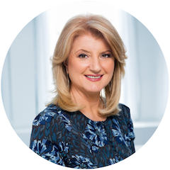 """How To Be Well is exactly what it says: an essential manual for thriving in the modern world. It should be on every nightstand.""   - Arianna Huffington"
