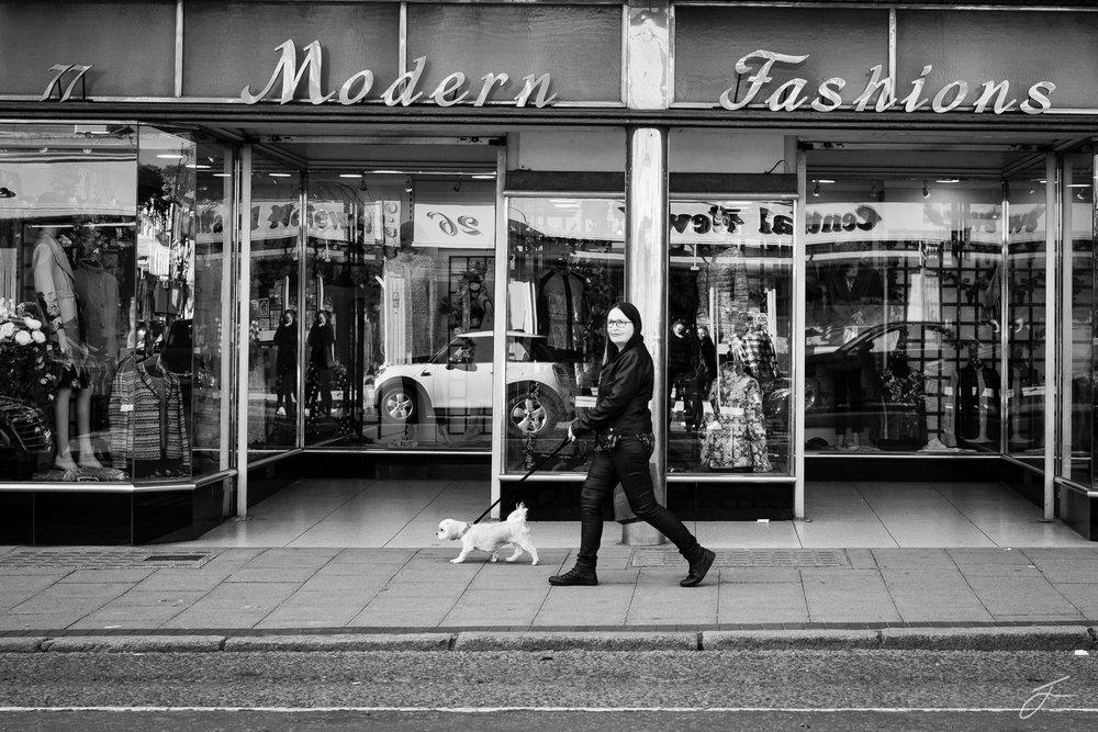 'Modern Fashions' ©Julie Corcoran
