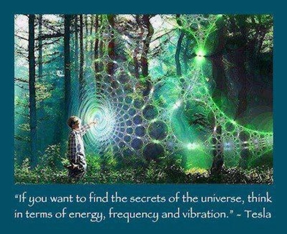 Energy, Vibration, Frequency — Healing Love and Light