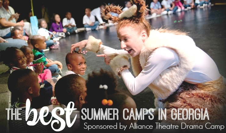 Alliance Teaching Artist - Anna is working as an Alliance Theatre Summer Camp Teaching Artist during the month of July teaching musical theatre to the next generation of Atlanta actors.