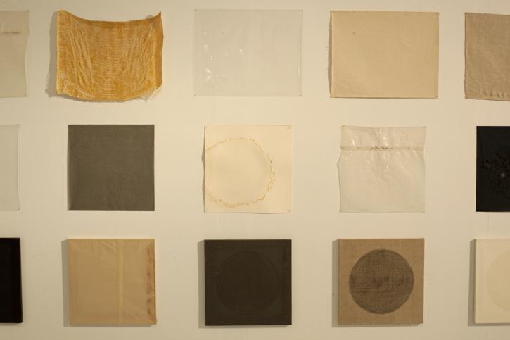 Dale Henry, Primer Sets, Clocktower Gallery installation - 3