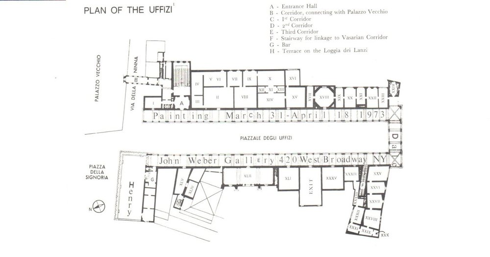 Plan of Uffizi invitation.jpg