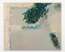 "Portrait of F. Cézanne; Oil on linen; 30 x 36""; Item #094"