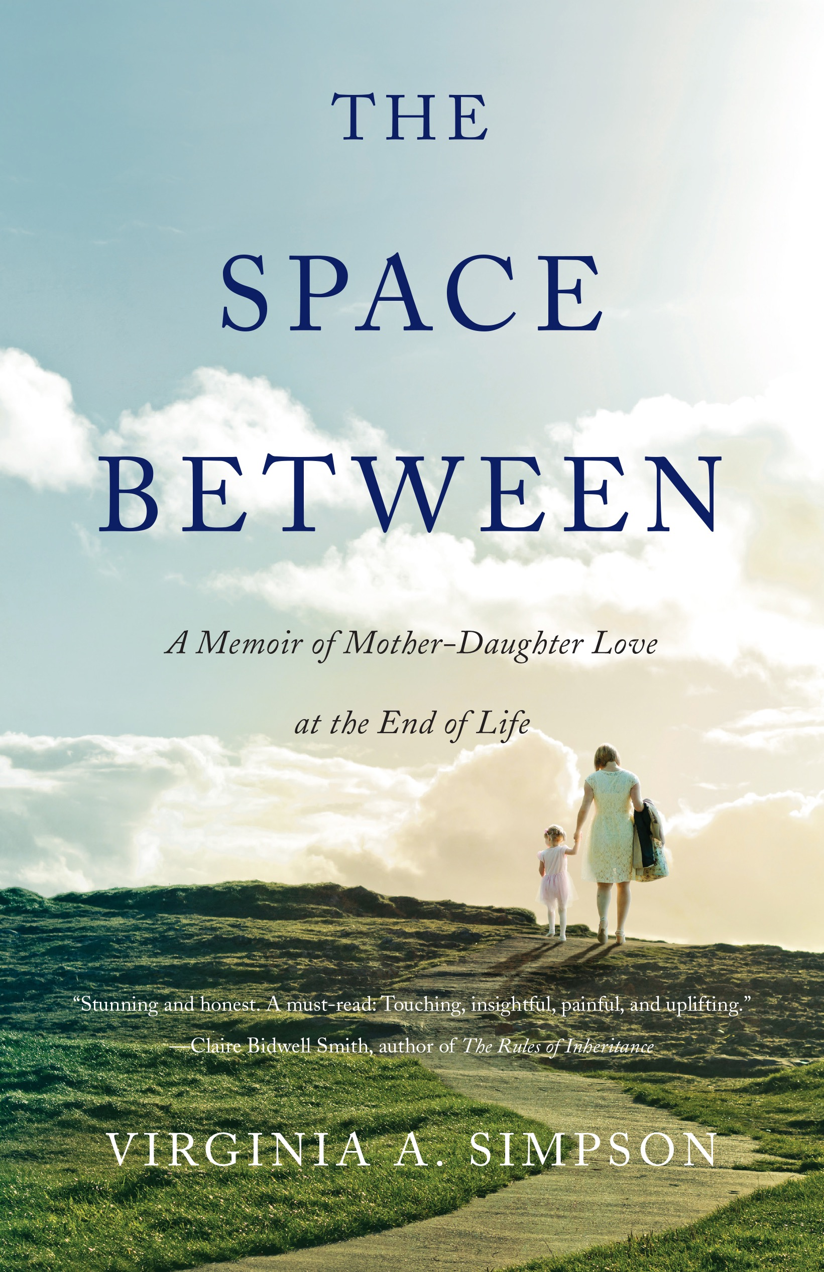 Author dr virginia a simpsons memoir the space between a memoir an adult i kept a journal and would write stories for myself i always wanted to write a book but didnt become serious about it until ten years ago solutioingenieria Images