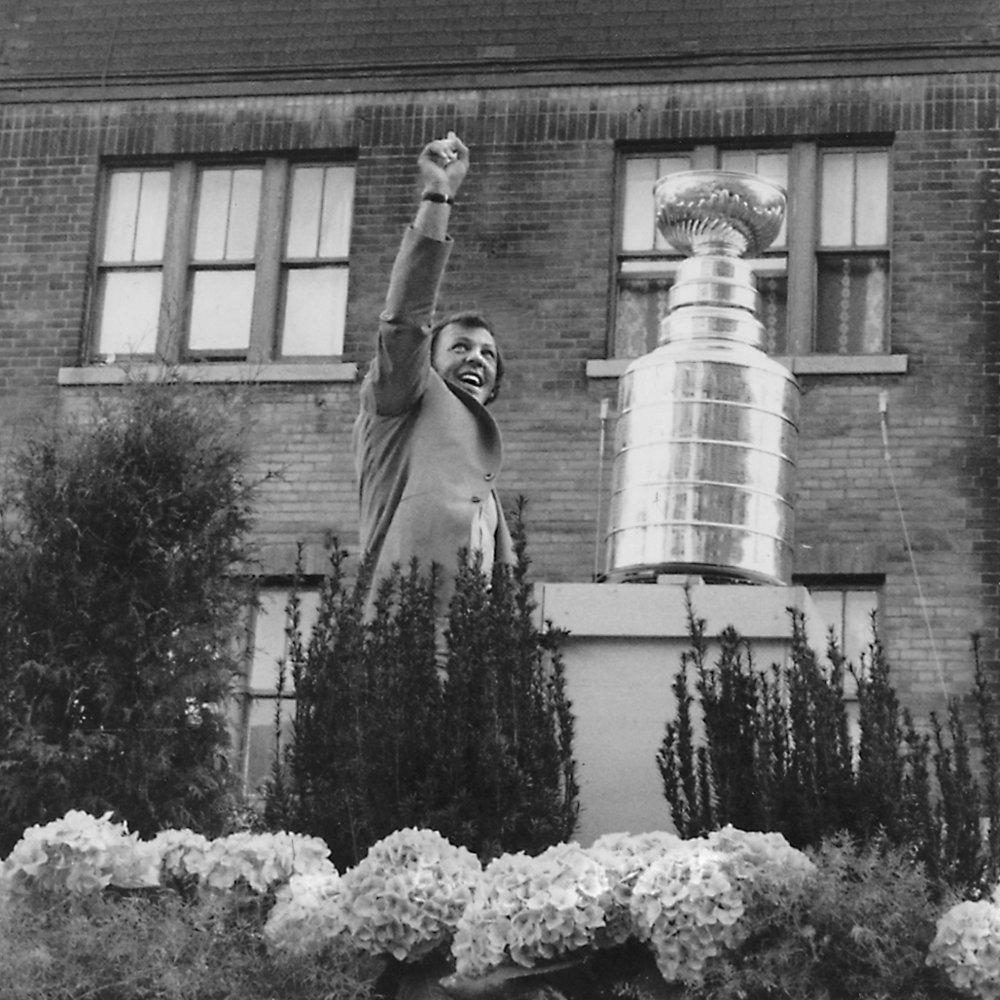 Marx, la danseuse et la coupe Stanley