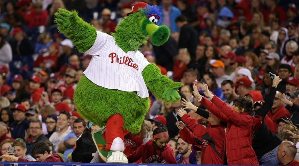 Philadelphia Phillies Live VR Greenfish Labs