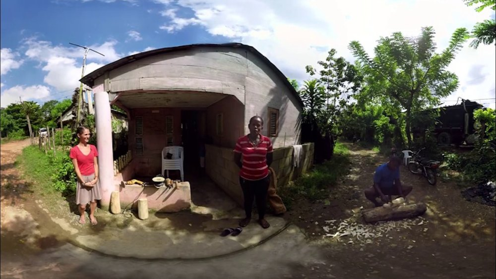 Hope International VR Greenfish Labs