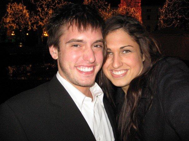 Tristan and Danyelle circa 2006