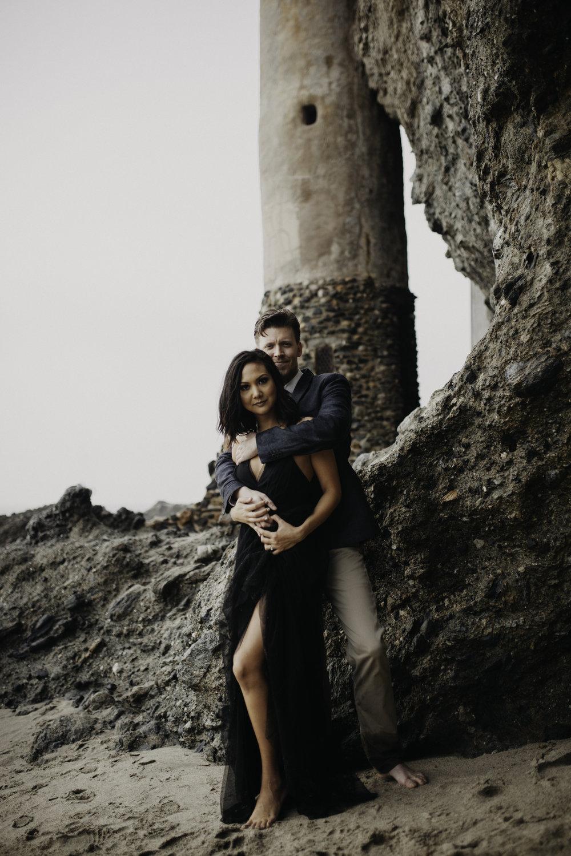 Pink Feather Photography - Laguna Beach engagement_-65.jpg