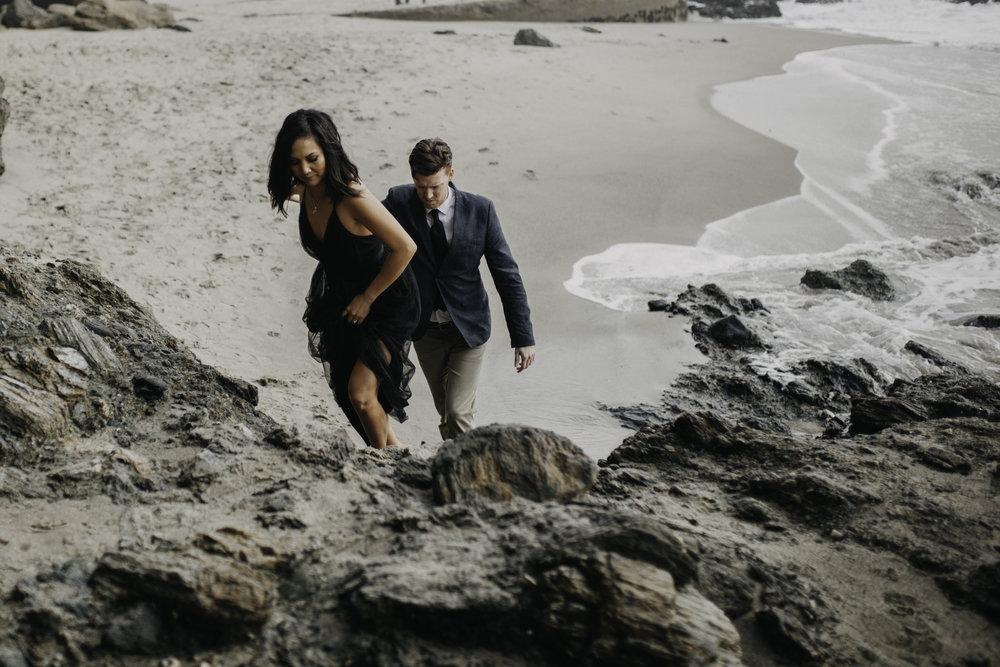 Pink Feather Photography - Laguna Beach engagement_-71.jpg