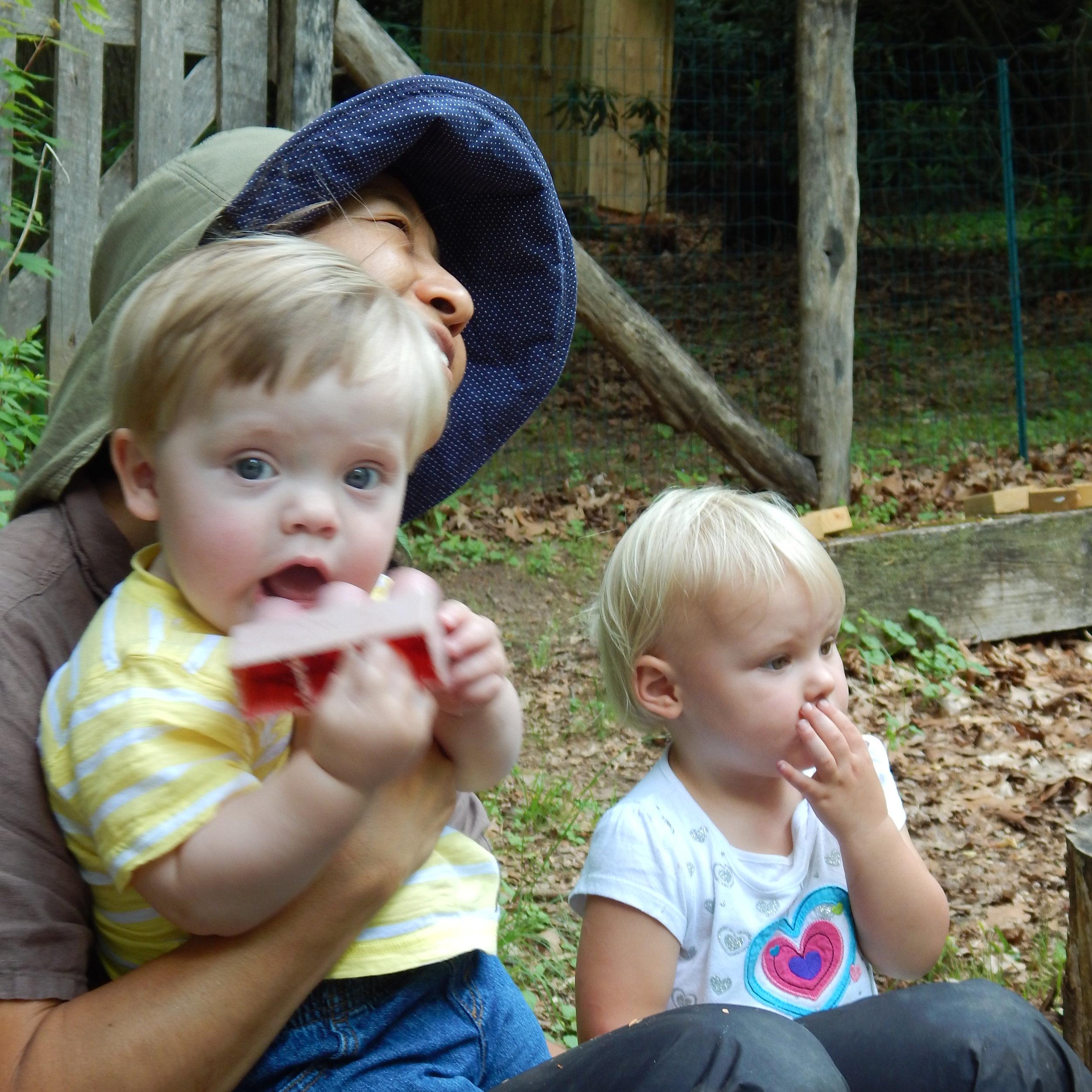 Childrens Garden (Vera's Graduation) 028
