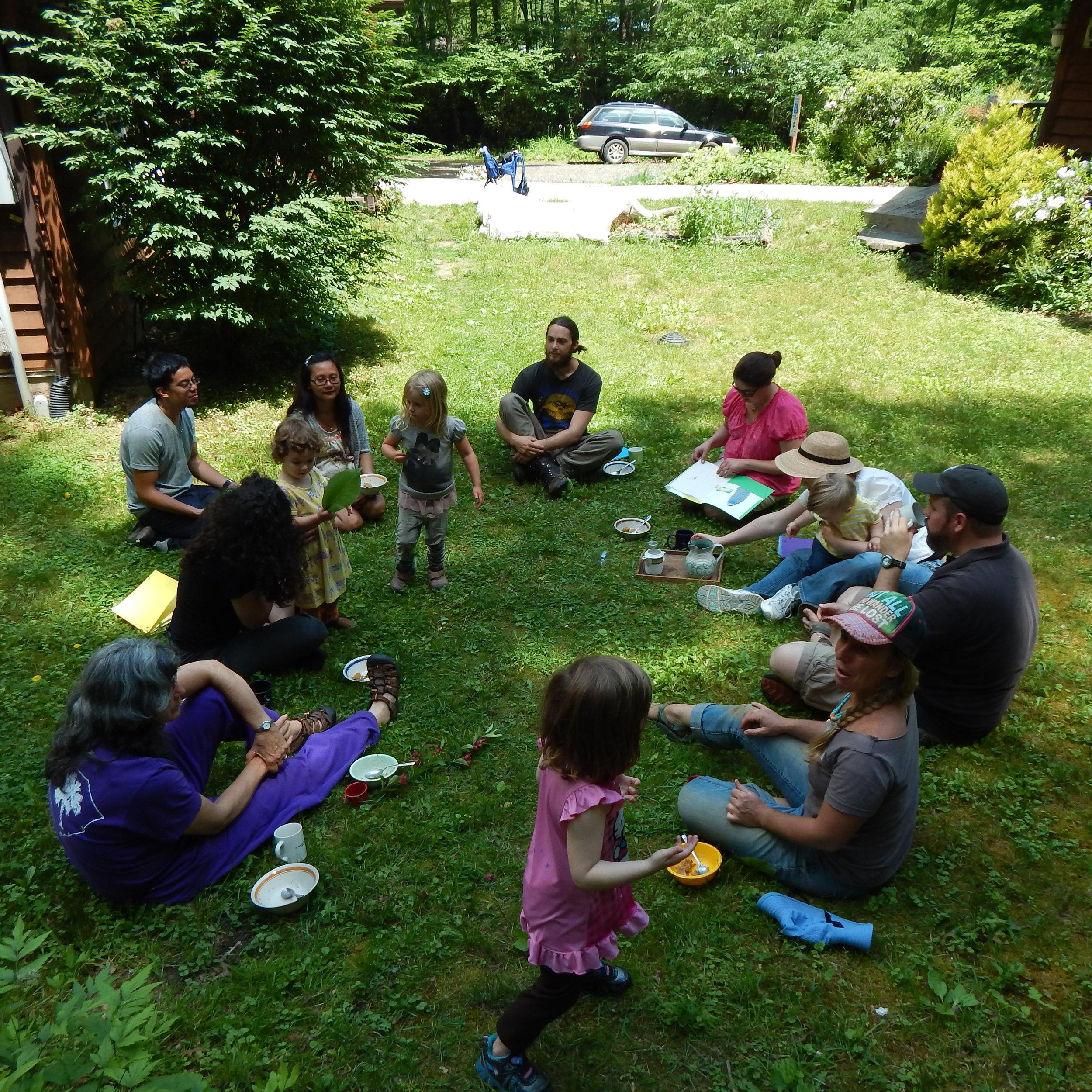 Childrens Garden (Vera's Graduation) 167