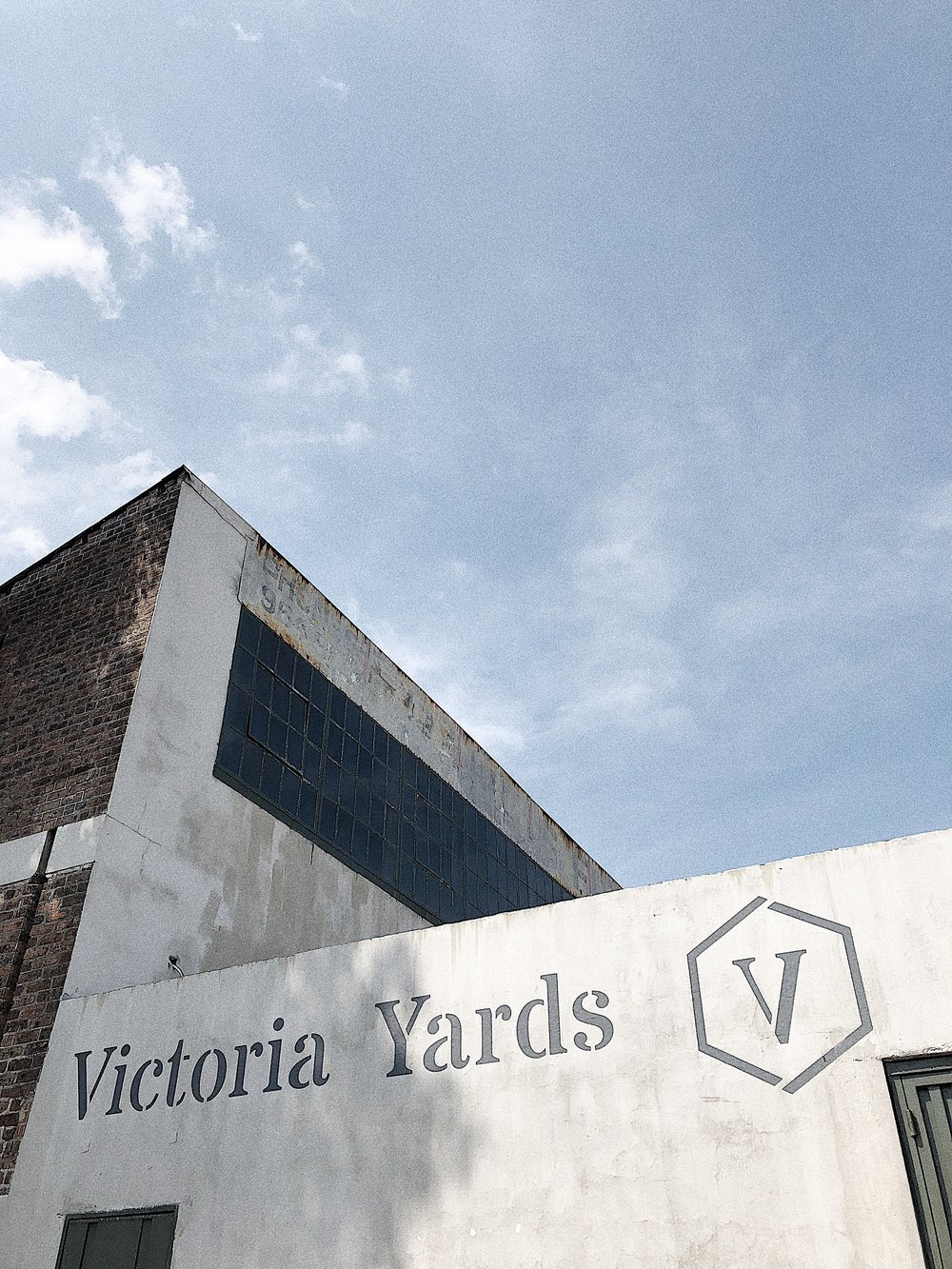 #exploringJozi - First Sundays at Victoria Yards
