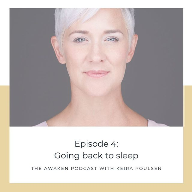 Episode #4 is live today! : : Today I dig deep into the other side... The flip side of awakening. : : What happens when you just want to go back to sleep? How do you deal with {that}? : : I'll be sharing my most recent experience with wanting to go back to sleep. AND... the tools I use to keep myself progressing. : : Link is in my bio or you can find The Awaken Podcast on iTunes. ✨ . . . . . . . . . . .  #nomoresleepwalking #stayawake #awaken #theawakenpodcast #theawakenprogram #spiritualawakening #spirituality #progression #transformation #youarebrilliance #youaregreatness #instapodcast #authorsofinstagram #instabest #divine