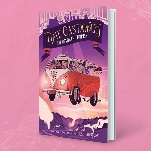 We have some winners!⁣ ⁣ Thanks to everyone who celebrated the cover for Time Castaway #2! And 3 of you lovely people have won a signed copy of Time Castaways #1! Congrats to @officialming @mrsmitchell4th & @missamiel4 ⁣ ⁣ We will contact you via email!⁣ ⁣ #mglit #kidlit #coverreveal #timetravel #timecastaways⁣