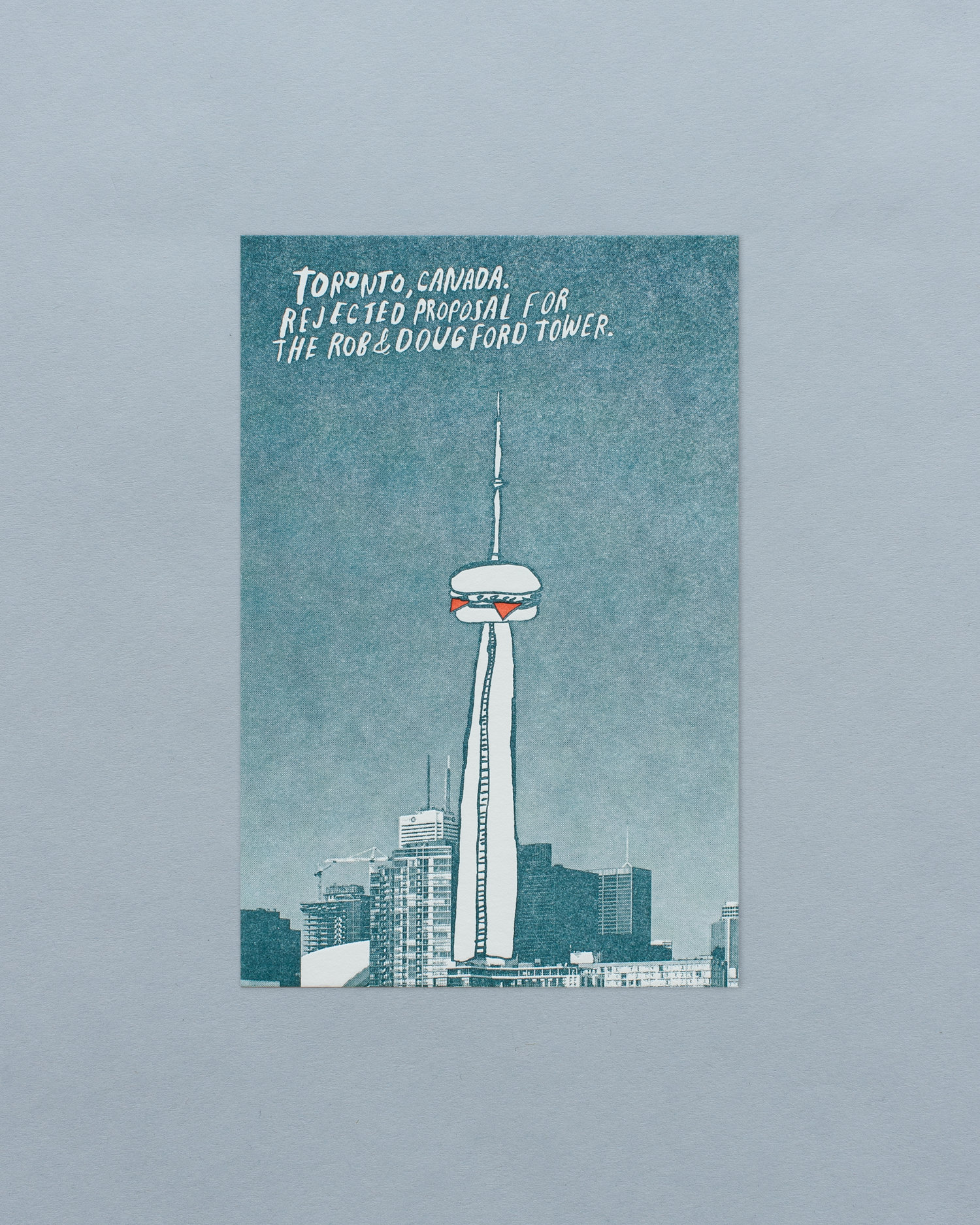 Greetings from canada everlovin press greetings from canada card 10g m4hsunfo
