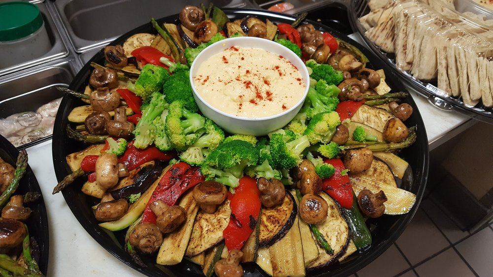 Catering Veggie Tray