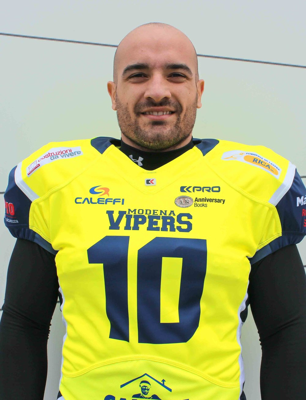 Cardile Roberto #10 LB