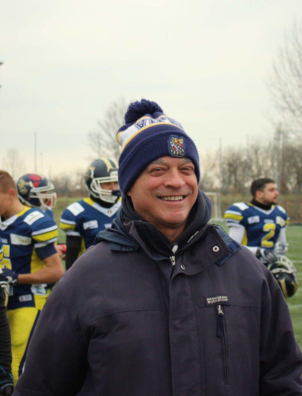 HC Tony Mangifico