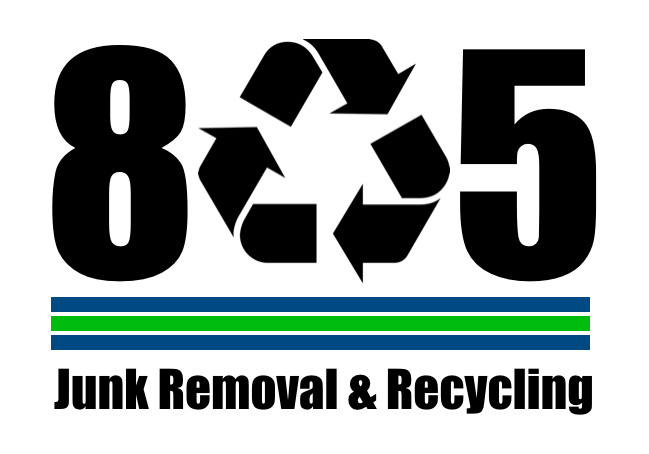 805 Junk Removal & Recycling   * (805) 500-8434 *