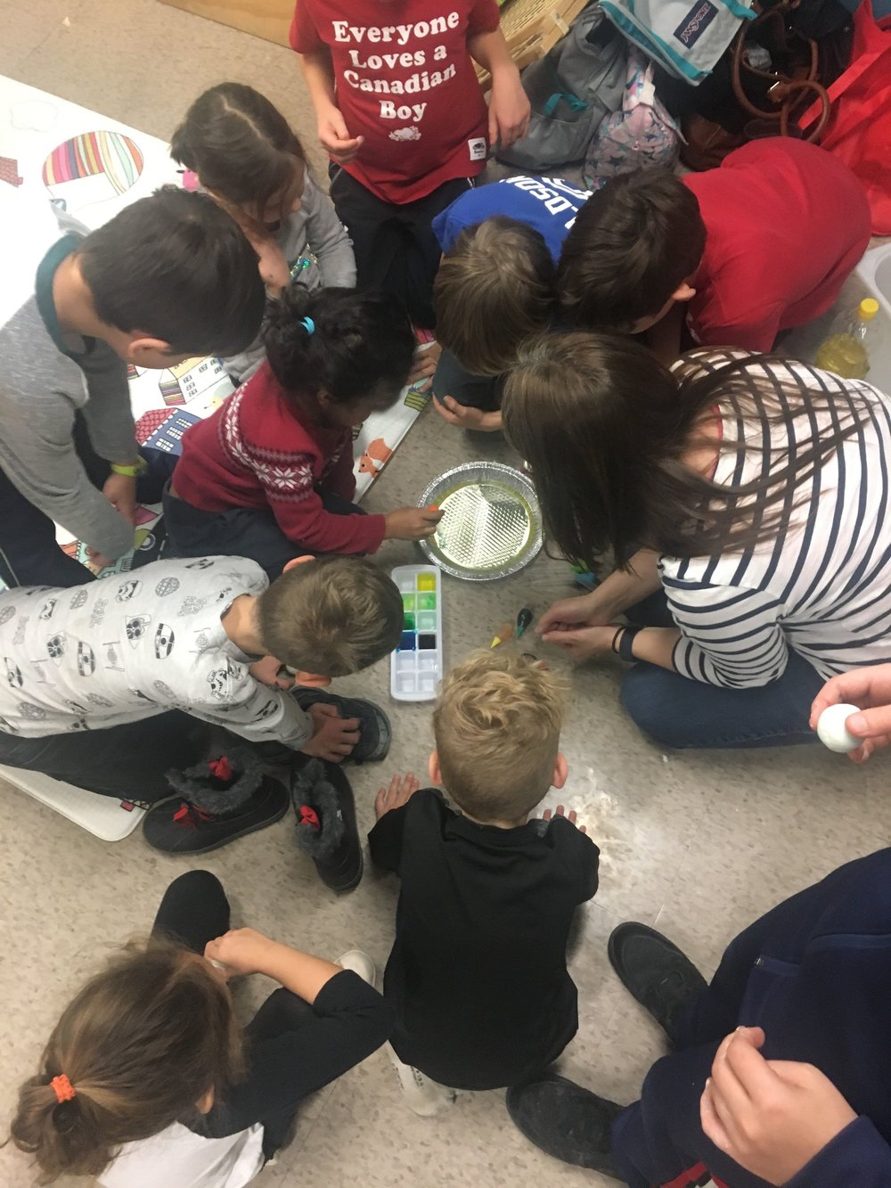 It was a full house for Mad Science Day in November!