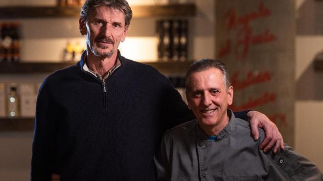 Vittorio Gallinari and Mario Petit are the new owners of Pasta Pasta Pasta in Cherry Creek North.