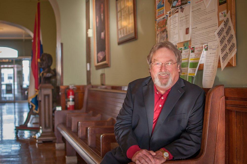 Steve McIntosh, Jasper County Collector of Revenue