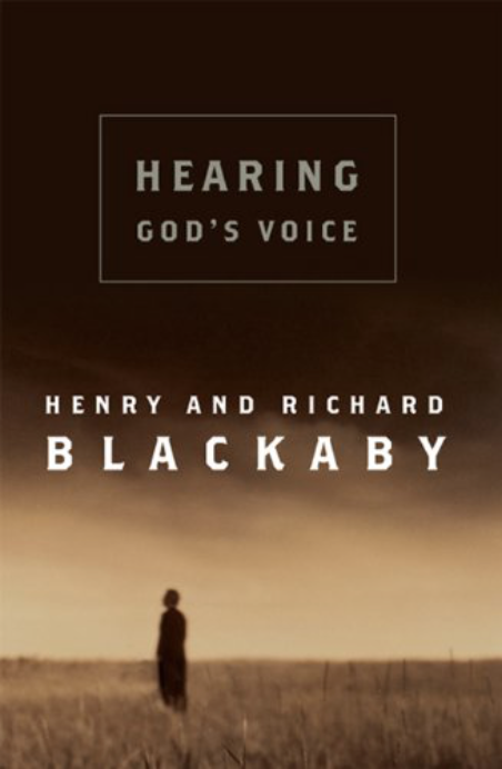 Hearing God's Voice - Based on classic Experiencing God principles, Hearing God's Voice is for those who are ready to listen. Beloved author Henry Blackaby and his son Richard help those who are listening to discern the voice of God, to identify ways He speaks, and to respond to His revelations of His will. God speaks to individuals in ways that are personal and unique to each person. God will never say anything that contravenes what He has said in the Bible, and usually He confirms what He has said. After you learn to listen to God, hearing from God will be as natural as communicating with a close friend.