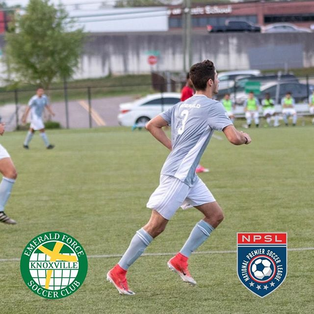 The Emerald Force men's team finish off their final home game of the season with a 1-0 loss to the Georgia Revolution. Check out the full game recap on our website. (link in the bio)