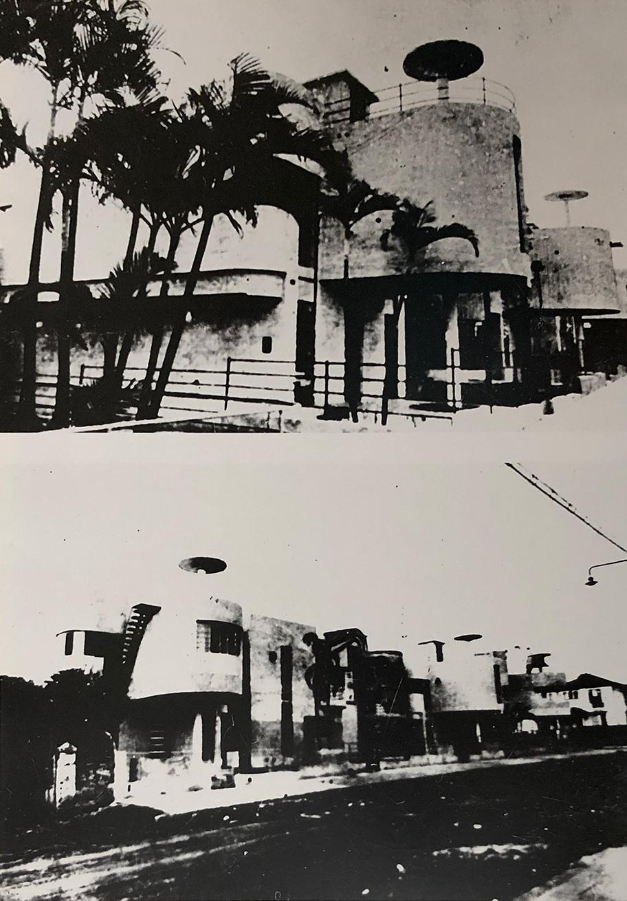2.Flávio de Carvalho, Alameda Lorena Housing Complex , c. 1936 - 38. CEDAE Archive Universidade de Campinas - UNICAMP - SP